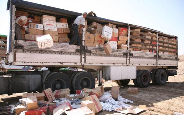 480203 336 - روشی برای جلوگیری از قاچاق ۲ میلیارد دلاری قطعات خودرو