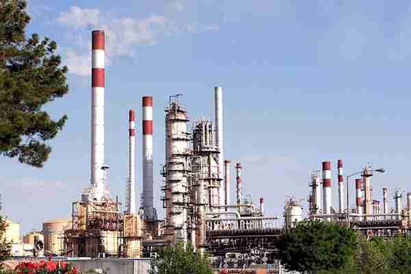 پالایشگاه بهره وری انرژی اقتصاد مقاومتی پالایش نفت خام