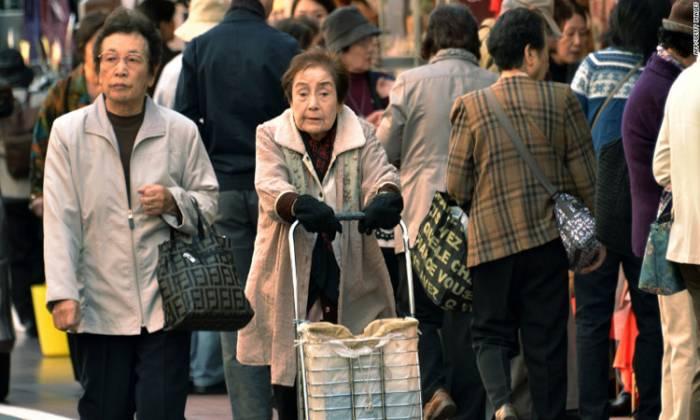 پیری نیروی کار ژاپن اقتصاد مقاومتی