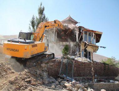 تخریب زمین خواری اقتصاد مقاومتی