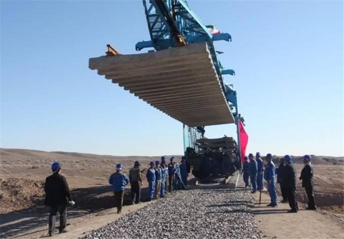 چابهار سرخس اقتصاد مقاومتی پروژه عمرانی - سرمایه گذاری در راهآهن چابهار - سرخس 13 درصد سود ارزی دارد