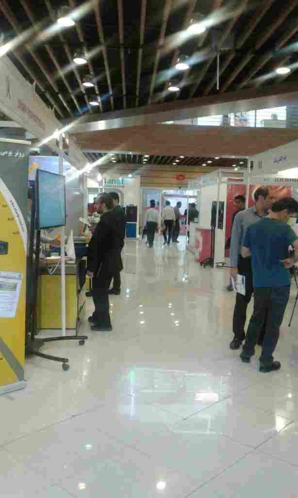 نمایشگاه شرکت های دانش بنیان 8 614x1024 - گزارش تصویری از نمایشگاه شرکت های دانش بنیان