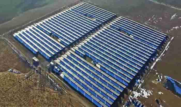 ساخت نیروگاه خورشیدی در جزیره قشم با همکاری آلمان و ایتالیا