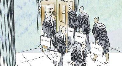 مقابله با ورود مدیران دولتی به بخش خصوصی در کشورهای پیشرفته