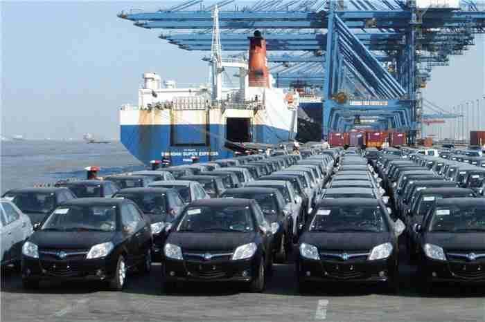 13940331002419532981213 - سهم صنعت خودرو از صادرات کشور پایین تر از استانداردهای جهانی