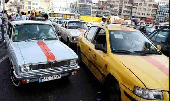 Capture 1 - دلیل توقف نوسازی تاکسیهای فرسوده در مجلس پیگیری می شود