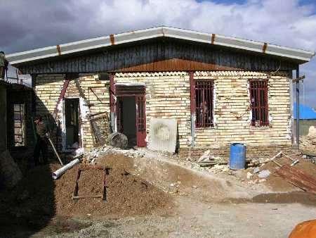 IMG12075728 - 70 درصد خانههای روستایی استان قم فرسوده است