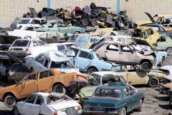 اسقاط خودروهای فرسوده