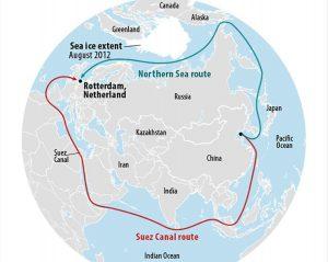 کشتی های روسی 300x239 - انتقال کالا از دریای شمال در انحصار شرکتهای داخلی قرار میگیرد