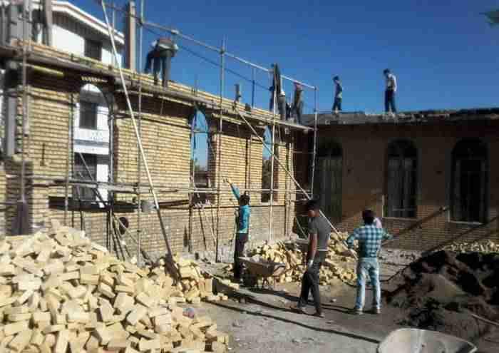 مقاومسازی مسکنهای روستایی همدان