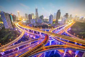 bigstock shanghai china aerial view ov 68079505 300x200 - افزایش 24 درصدی مشارکت بخش خصوصی در پروژه های زیرساختی کشورها