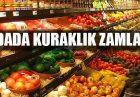 gidada kuraklik zamlari basladi 4478c 140x97 - افزایش قیمت محصولات کشاورزی در ترکیه نتیجه کاهش میزان تولید