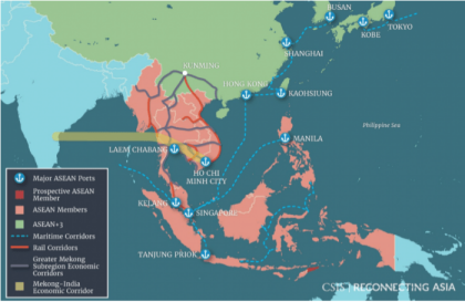 Capture 1 1 - رقابت کشورهای جهان برای کسب جایگاه بالاتر در ترانزیت قاره آسیا