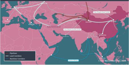 Capture 2 - رقابت کشورهای جهان برای کسب جایگاه بالاتر در ترانزیت قاره آسیا