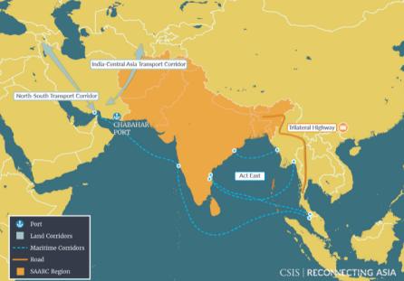 Capture 4 - رقابت کشورهای جهان برای کسب جایگاه بالاتر در ترانزیت قاره آسیا