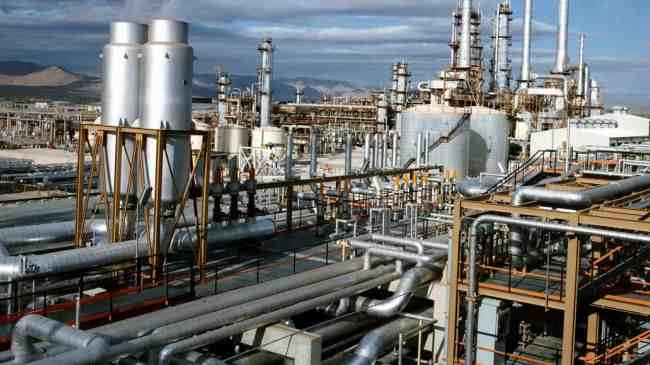 petrochemical plant1 - شکوفایی صنعت پتروشیمی چین با تکمیل زنجیره های تولید
