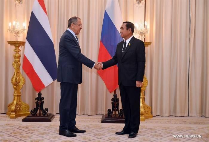 تجارت دوجانبه تایلند و اتحادیه اقتصادی اوراسیا - توسعه تجارت تایلند و اتحادیه اوراسیا با توافق تجاری دوجانبه