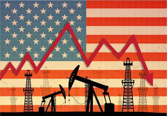 تولید نفت آمریکا 1 - بلومبرگ: تولید نفت خام آمریکا با سرعت رو به افزایش است