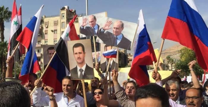 روسیه و سوریه - روسیه متولّی تولید نفت و گاز در سوریه شد