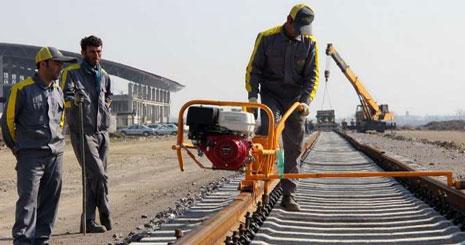 راه آهن چابهار سرخس اقتصاد مقاومتی