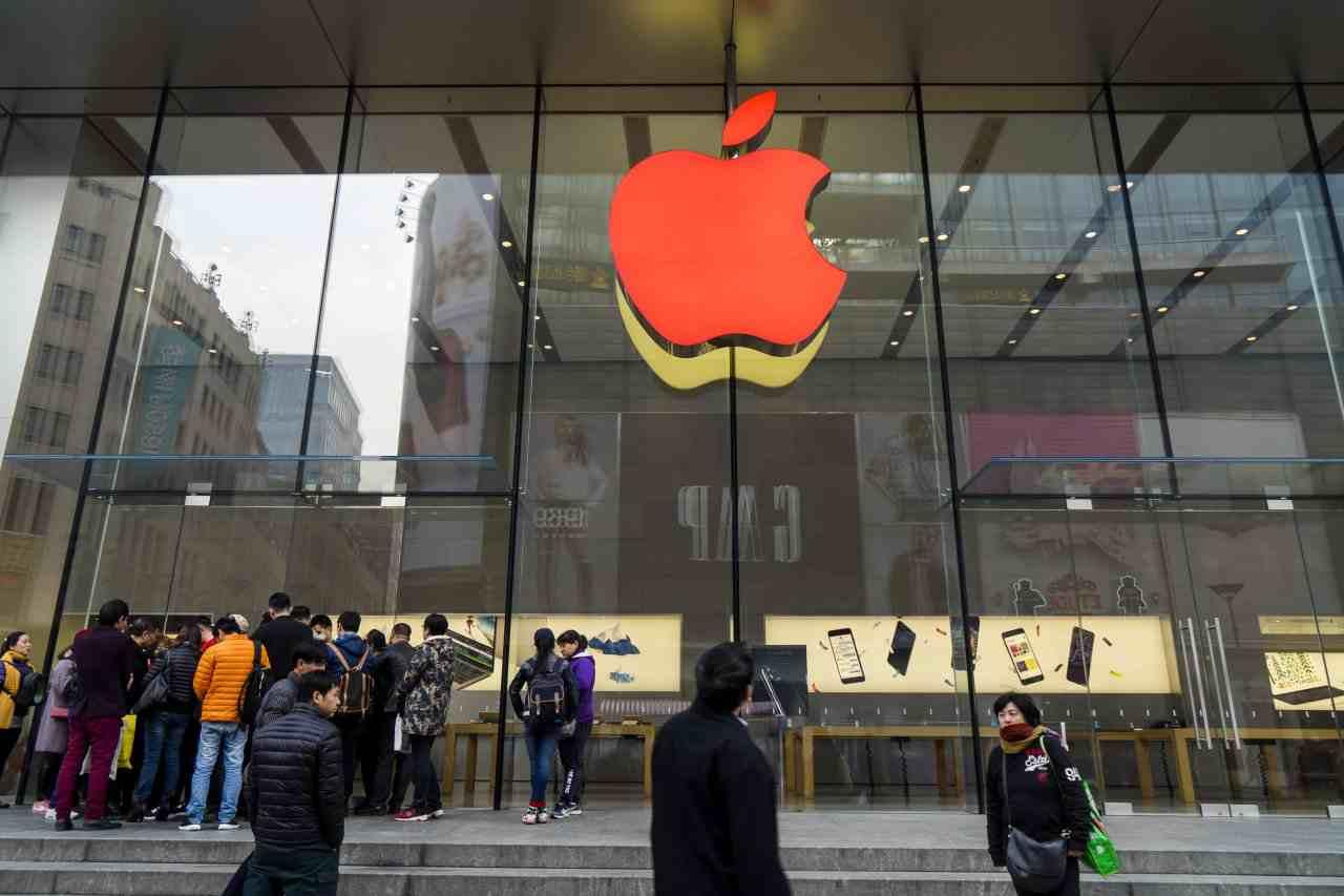 محدودیت واردات اپل از سوی چین - محدودیت واردات «اپل» ابزار مهم چین در جنگ تجاری با آمریکا