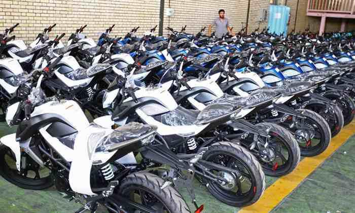 موتورسیکلت انژکتوری اقتصاد مقاومتی - ساخت موتورسیکلت انژکتوری توسط یک شرکت دانش بنیان