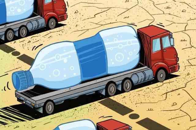 واردات آب اقتصاد مقاومتی آبخیزداری - اجرای «عملیات آبخیزداری» بر «واردات آب» ارجحیت دارد