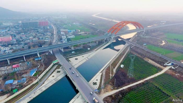 20180407 CNP001 0 - مخالفت کارشناسان با اجرای بزرگترین پروژه انتقال آب جهان در چین