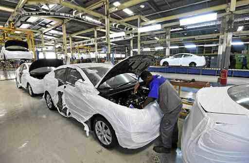 africa - اعطای امتیاز واردات به قطعه سازان راه افزایش «داخلی سازی»