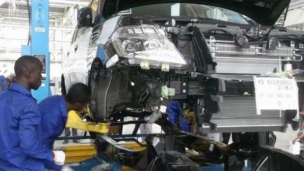 automobileplant - توسعه محصول با برند بومی راهکار نیجریه برای انتقال فناوری