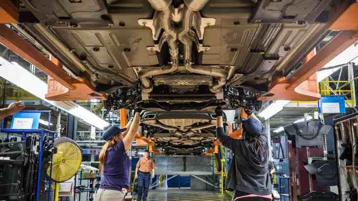 de - تعیین دقیق میزان «داخلی سازی» خودروسازان در آمریکا