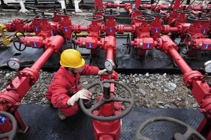 تولید گاز شیل در چین همچون آمریکا رشد نخواهد کرد
