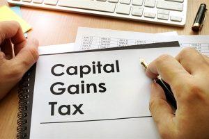 مالیات بر عایدی سرمایه CGT