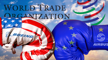WTO - محکومیت اروپا بدلیل پرداخت یارانه ۲۲ میلیارد دلاری به ایرباس