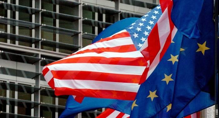 تجارت آمریکا و اتحادیه اروپا - چاپ