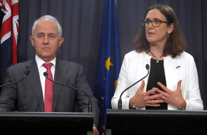 تجارت دوجانبه اروپا و استرالیا - اتحادیه اروپا و استرالیا توافق تجارت دوجانبه منعقد میکنند