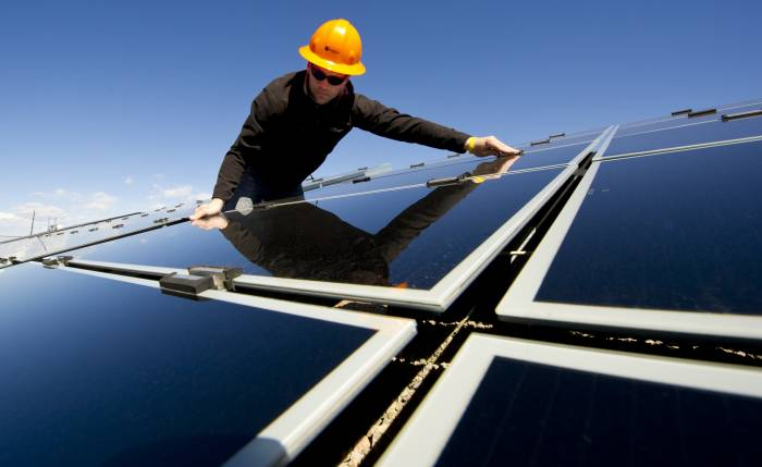 سلول های خورشیدی آمریکا - چاپ
