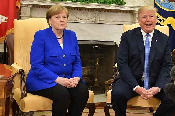 همراهی اروپا با آمریکا در تحریم ایران - همراهی در تحریم ایران شرط آمریکا برای اتمام جنگ تجاری با اروپا