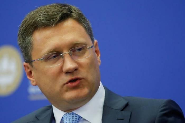 وزیر انرژی روسیه - وزیر انرژی روسیه: افزایش تقاضا در تعیین سرنوشت توافق اوپک مؤثر است