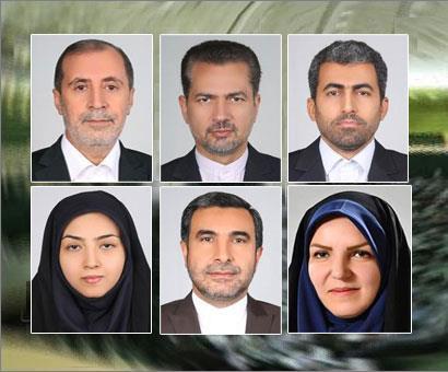 201806101096074559 - پورابراهیمی رییس ماند/ سعیدی مبارکه سخنگو شد
