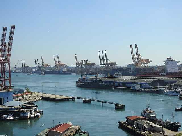 640px UG LK Photowalk   Colombo Harbour   2017 03 12 8 - سرمایهگذاری 8 میلیارد دلاری ژاپن در پروژههای زیرساختی اقیانوس هند