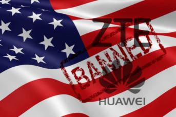 Ban Huwai and ZTE images qwiacu - امنیت ملی بهانه جدید آمریکا در جریمه بیشتر شرکت چینی ZTE