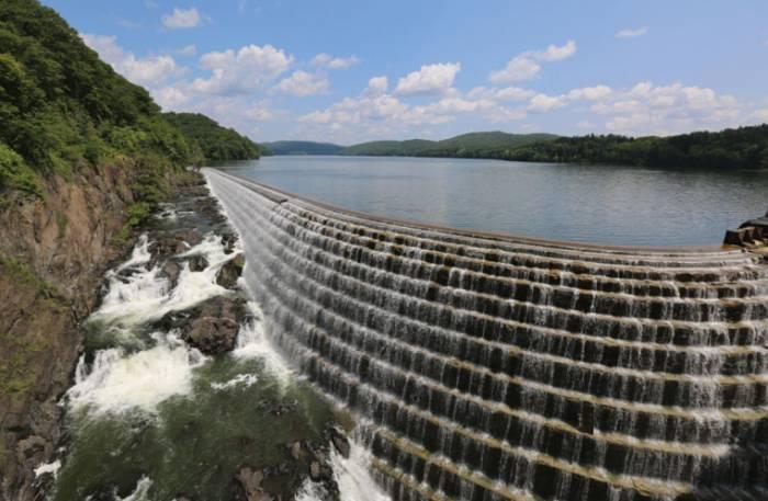 hydro Cannonsville Reservoir - سرمایهگذاری گسترده آمریکا و چین در اجرای عملیات آبخیزداری