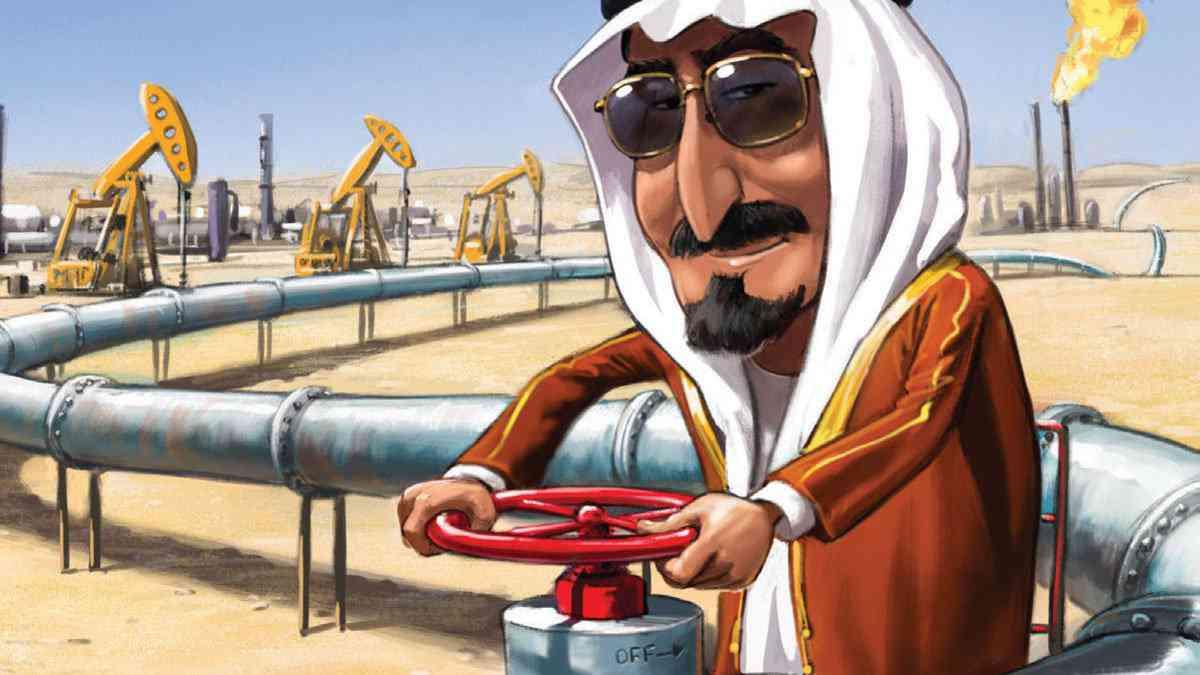 تولید نفت عربستان - نشریه فوربس: عربستان طبل توخالی افزایش تولید نفت
