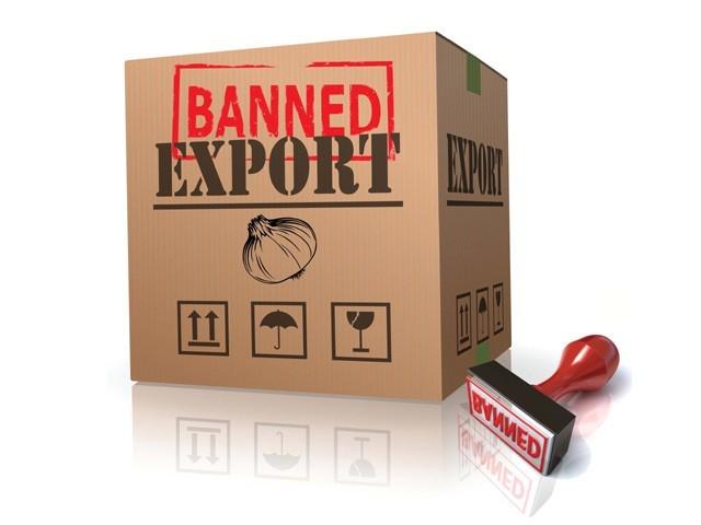 ممنوعیت صادرات - چاپ