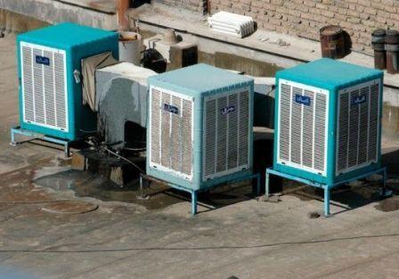 کولر آبی - بینیازی از ساخت سالانه یک نیروگاه با تبدیل کولرهای پرمصرف به کممصرف