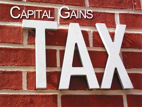 CapitalGainsTax - تفاوت نرخ مالیات بر درآمد و مالیات بر عایدی سرمایه عامل انحراف نقدینگی