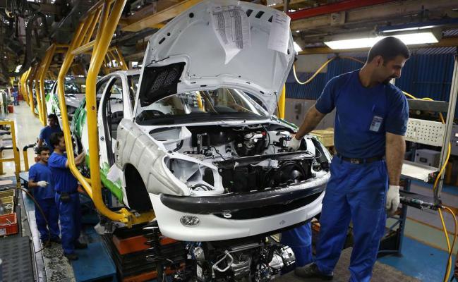 xhFbz1529995959 - راهبرد کشور برای بی اثر کردن تحریم در صنعت خودرو چیست؟