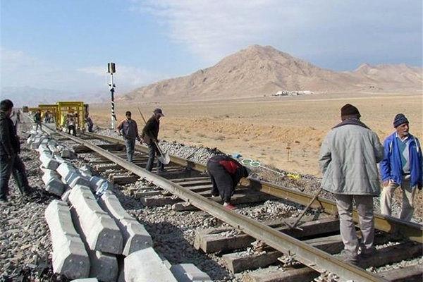 راه آهن چابهار سرخس - تامین مالی 85 درصدی راه آهن زاهدان-سرخس توسط آستان قدس