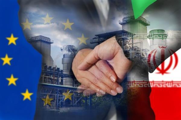 ایران بازار اتحادیه اروپا